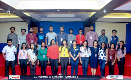 Workshop of Career Fair 2019