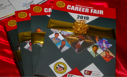 'Inspiring the Next - Career Fair 2019'