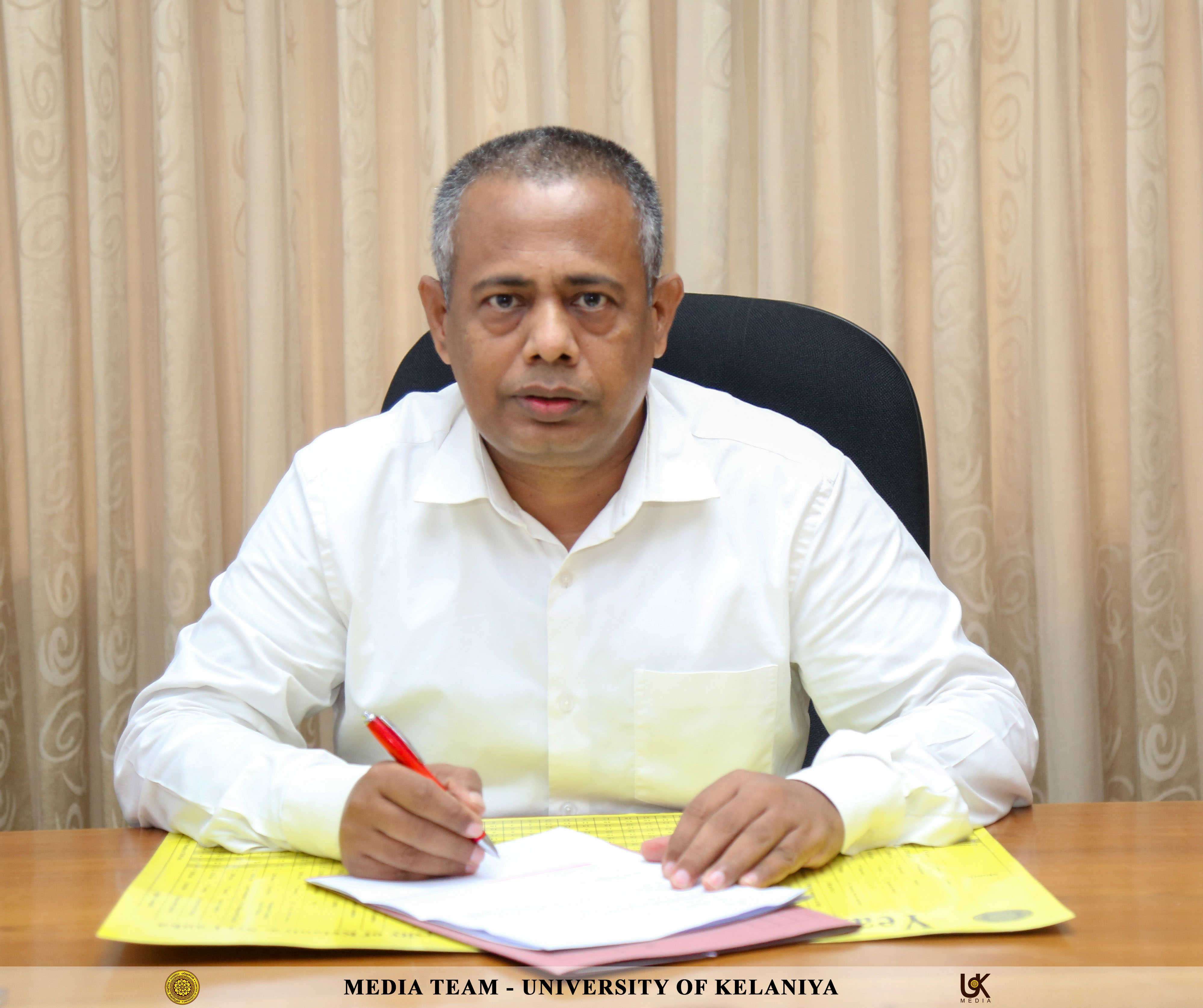 Dr. P.N.D. Fernando Reappointed as the Dean of the Faculty of Commerce and Management Studies