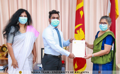 "Rotaract Club of University of Kelaniya develops ""Track the Spread"""