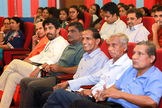 Inauguration Ceremony of Diploma in Education