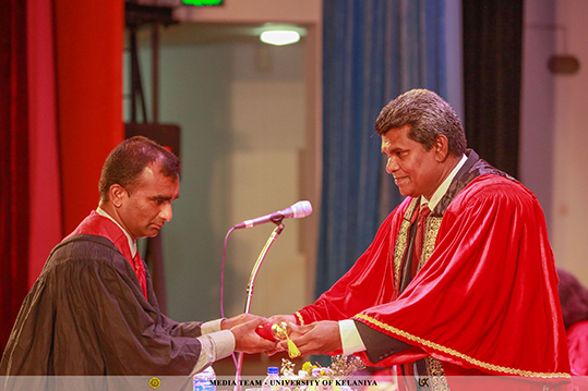 108th General Convocation of the University of Kelaniya