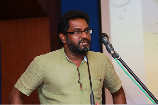 Guest Lecture on Islamic Fundamentalism in Sri Lanka