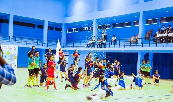 The first ever International Day of University Sport (IDUS) Celebration in Sri Lanka