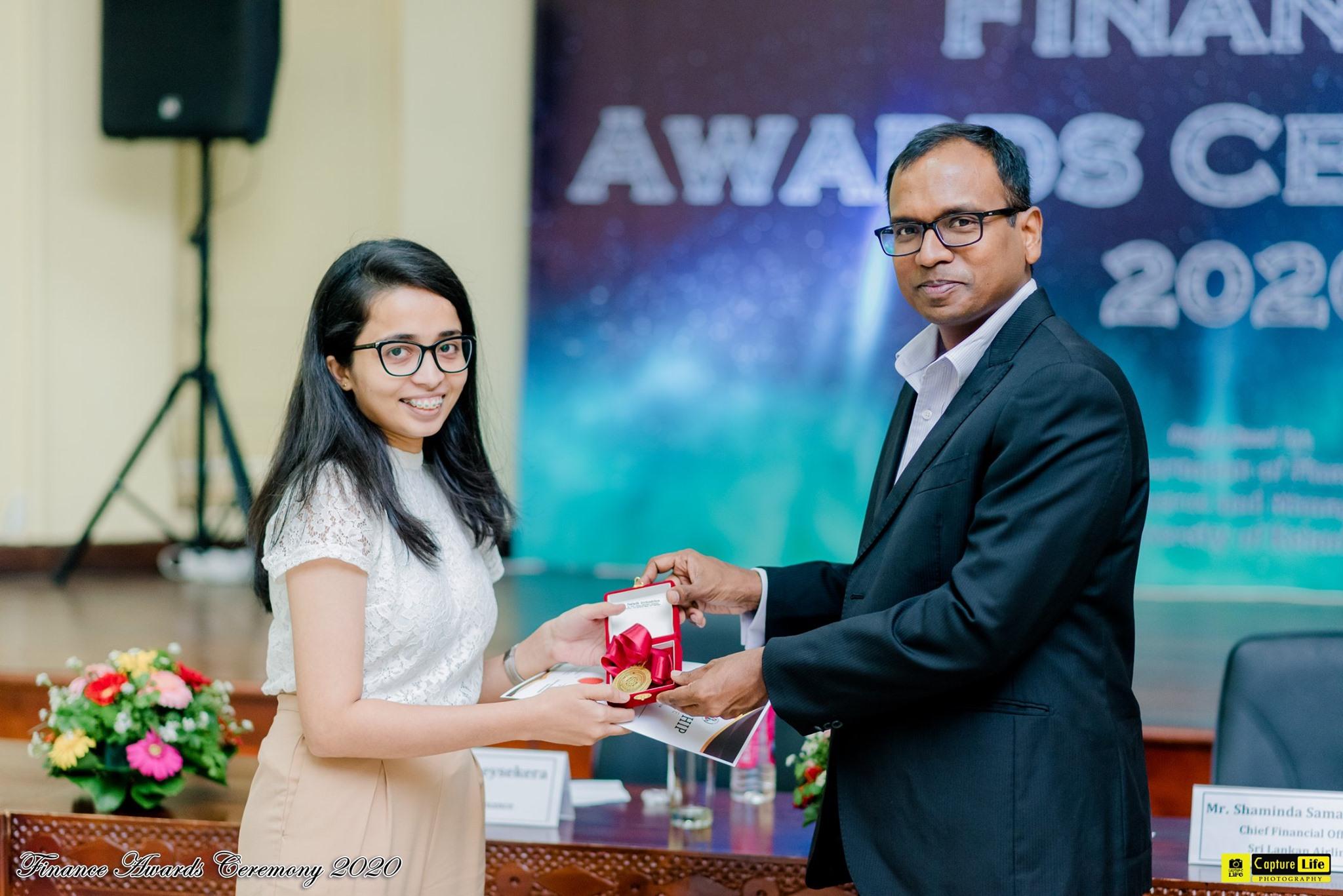 Finance Awards Ceremony 2020