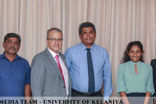 Introducing Transitional Justice (TJ) to the Curriculums of the University of Kelaniya