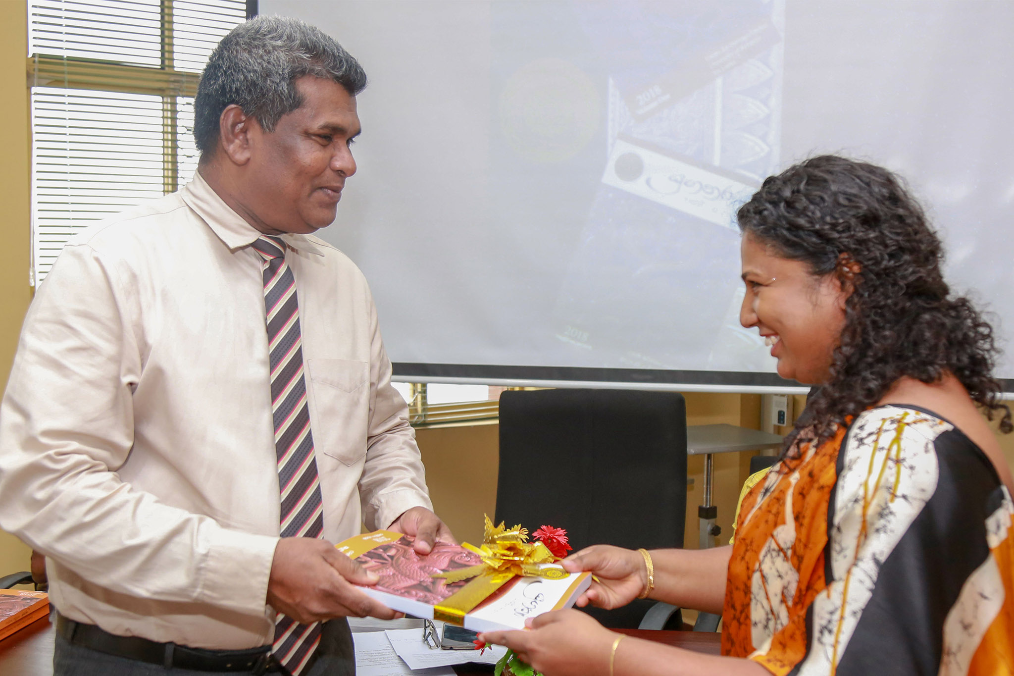 'Yugathara' Journal and the Journal of the Centre for Heritage Studies Launched
